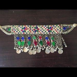 Jewelry - Beautiful Kuchi Afghan nomad india Paki necklace
